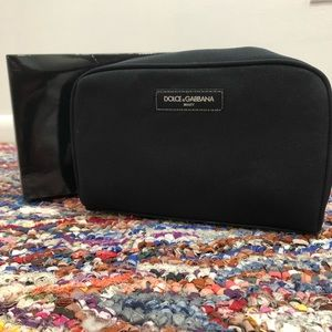 Dolce & Gabana Beauty cosmetic bag